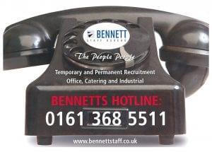 GET IN TOUCH! - Bennett Staff Bureau